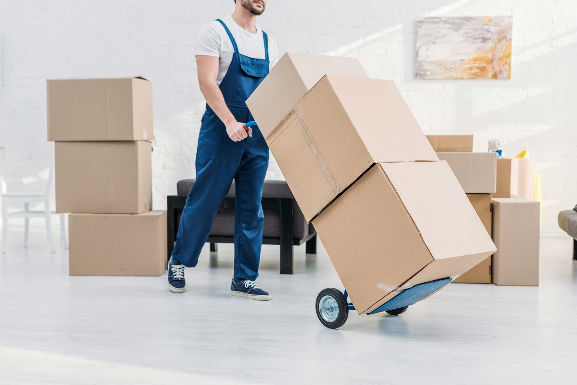 Storage Services in NJ and NY