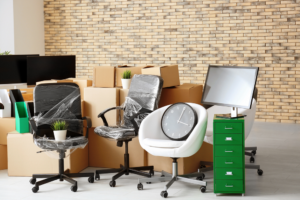 Prepare for Office Move