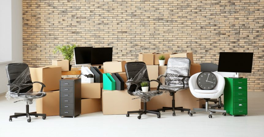 Prepare for an Office Move