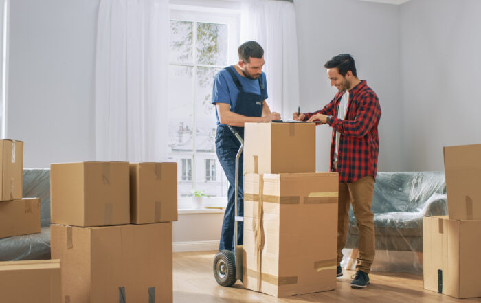 Reputable Moving Company