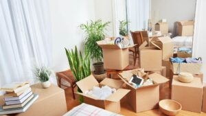 Move Out During Home Renovation