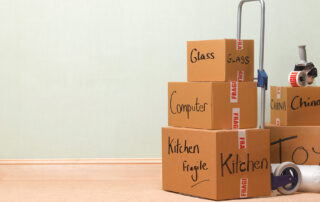 Ways of Moving Home