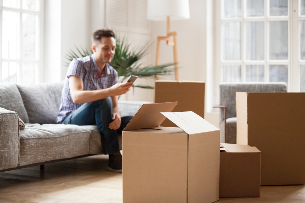 free boxes for moving