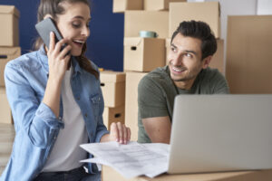 Having Moving Company