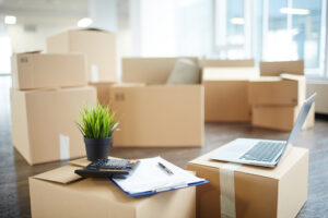 hire professional moving company